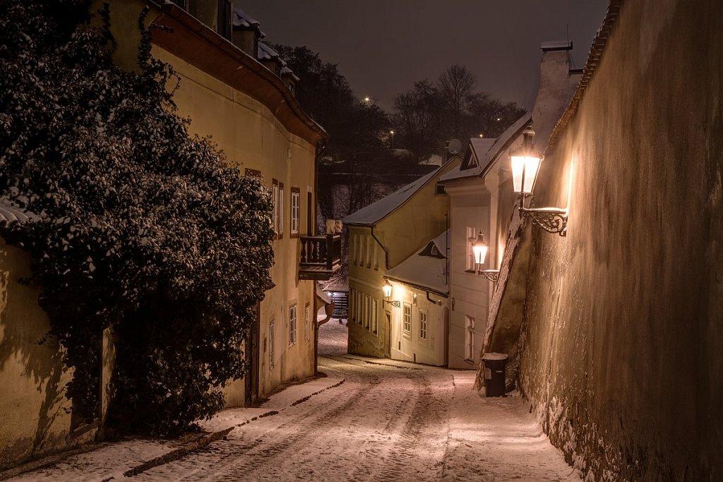 Zimní Nový Svět, noční Praha - IMG-6951.jpg